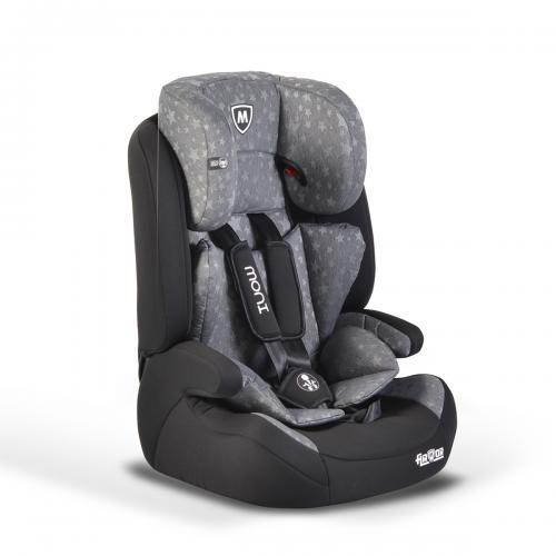 CANGAROO Scaun auto copii Cangaroo Armor Grey Stars 9-36 kg
