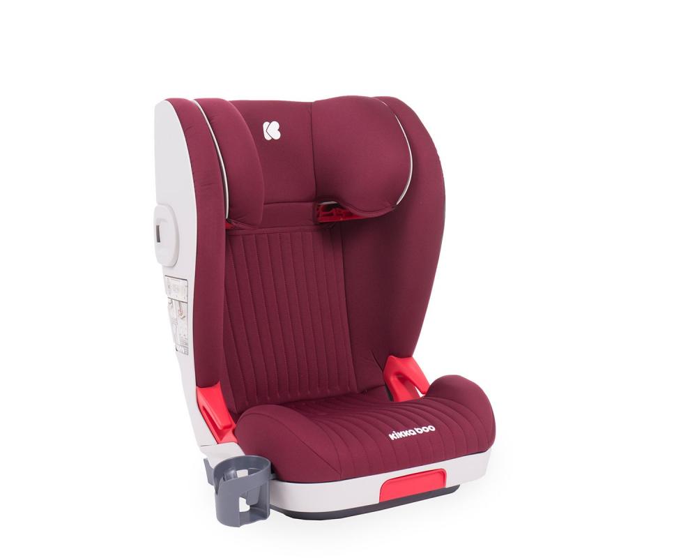 Scaun auto cu isofix 2-3 (15-36 kg) Tilt Raspberry