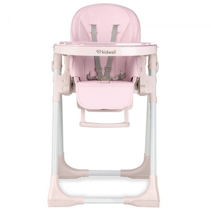 Scaun de masa Kidwell Bento roz