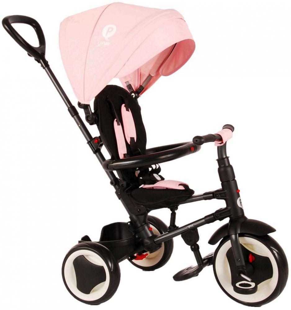 Tricicleta Volare Rito Deluxe roz imagine
