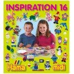 Carte cu modele colorate Hama Midi inspiratii 16