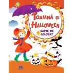 Cartea mea de colorat toamna si Halloween