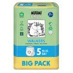 Scutece finlandeze eco tip chilotel Muumi Baby Bigpack 10-15 kg 54 buc