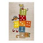 Covor copii & tineret Bandidoleros multicolor 80x150