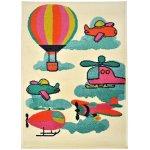 Covor copii & tineret Traci multicolor 67x120