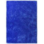 Covor Shaggy Soft albastru 190x190