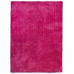 Covor Shaggy Soft roz 190x190