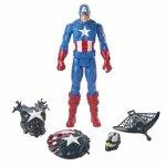 Figurina Max Venom Capitan America