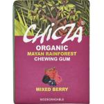 Guma de mestecat cu fructe bio 30g Chicza