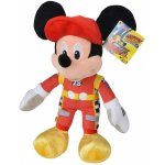 Jucarie de plus Mickey Mouse Roadster 25 cm
