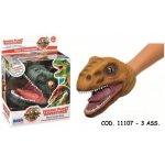 Jucarie manusa in forma de cap de dinozaur RS Toys