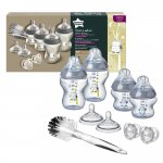 Kit biberoane nou-nascut Tommee Tippee Closer to Nature 0 luni + bufnita