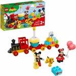 Lego Duplo Trenul zilei aniversare Mickey si Minnie