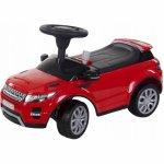 Masinuta de impins Sun Baby Range Rover rosu