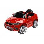 Masinuta electrica cu telecomanda Toyz BMW X6 M 12V rosie