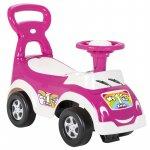 Masinuta fara pedale My Cute First Car Pink