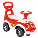 Masinuta fara pedale My Cute First Car Red
