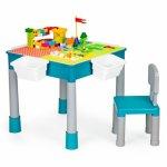 Masuta de joaca cu scaun Ecotoys HC464898