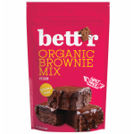 Mix pentru prajitura brownie fara gluten eco 400g Bettr