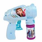 Pistol pentru baloane de sapun Frozen 2