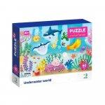 Puzzle Distractie cu animalute marine  60 piese