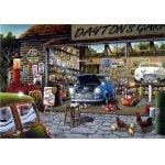 Puzzle Anatolian Daytons Garage 500 piese
