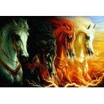 Puzzle Anatolian Four Horses Of Apocalypse 2000 piese