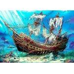 Puzzle Anatolian Shipwreck Sea 1500 piese