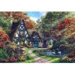 Puzzle Anatolian The Autumn Cottage 2000 piese