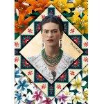 Puzzle Educa Frida Kahlo 500 piese include lipici