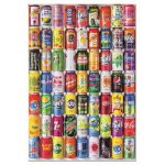 Puzzle Educa Soft Cans 500 piese