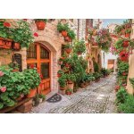 Puzzle Gold puzzle A Street in Italy 1.000 piese