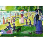 Puzzle Gold puzzle Georges Seurat A Sunday Afternoon on the Island of La Grande Jatte 1.000 piese