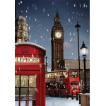 Puzzle Gold puzzle London at Xmas 1.000 piese