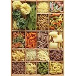 Puzzle Gold puzzle Pasta Collection 1.000 piese