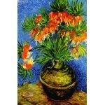 Puzzle Gold puzzle Vincent Van Gogh Fritillaires in a Copper Vase 1.000 piese