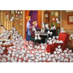 Puzzle Ravensburger One Hundred and One Dalmatians 1000 piese