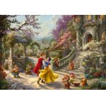 Puzzle Schmidt Disney Dancing With The Prince 1000 piese