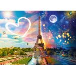 Puzzle Schmidt Paris Day And Night 2000 piese