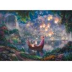 Puzzle Schmidt Thomas Kinkade: Rapunzel 1000 piese
