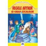 Citeste-mi o poveste Regele Arthur si sabia Excalibur
