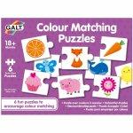 Set de 6 puzzle-uri Lumea culorilor