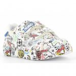 Sneakers Primigi 7448111 White Multicolor 20 (133 mm)