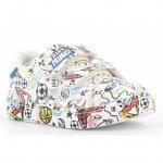 Sneakers Primigi 7448111 White Multicolor 24 (159 mm)