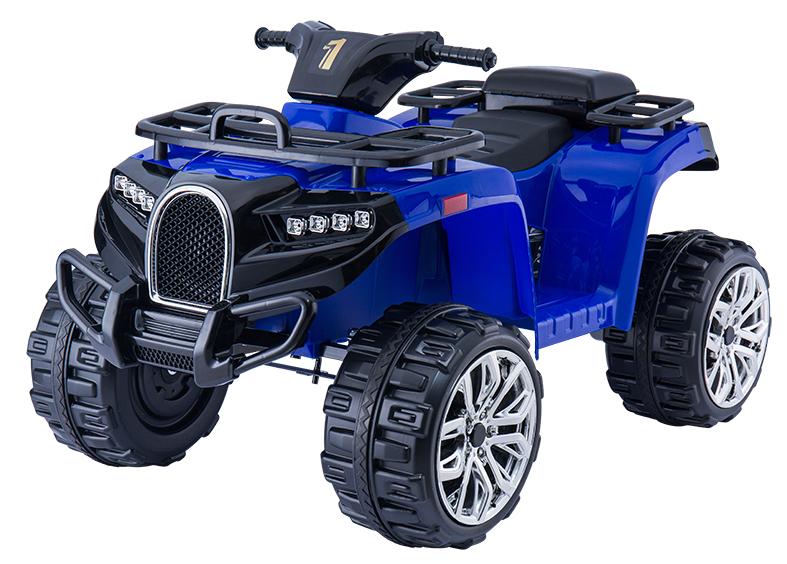 Atv electric copii Nichiduta Quad Pro Blue - 5