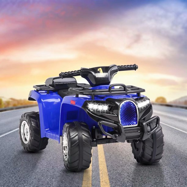 Atv electric copii Nichiduta Quad Pro Blue