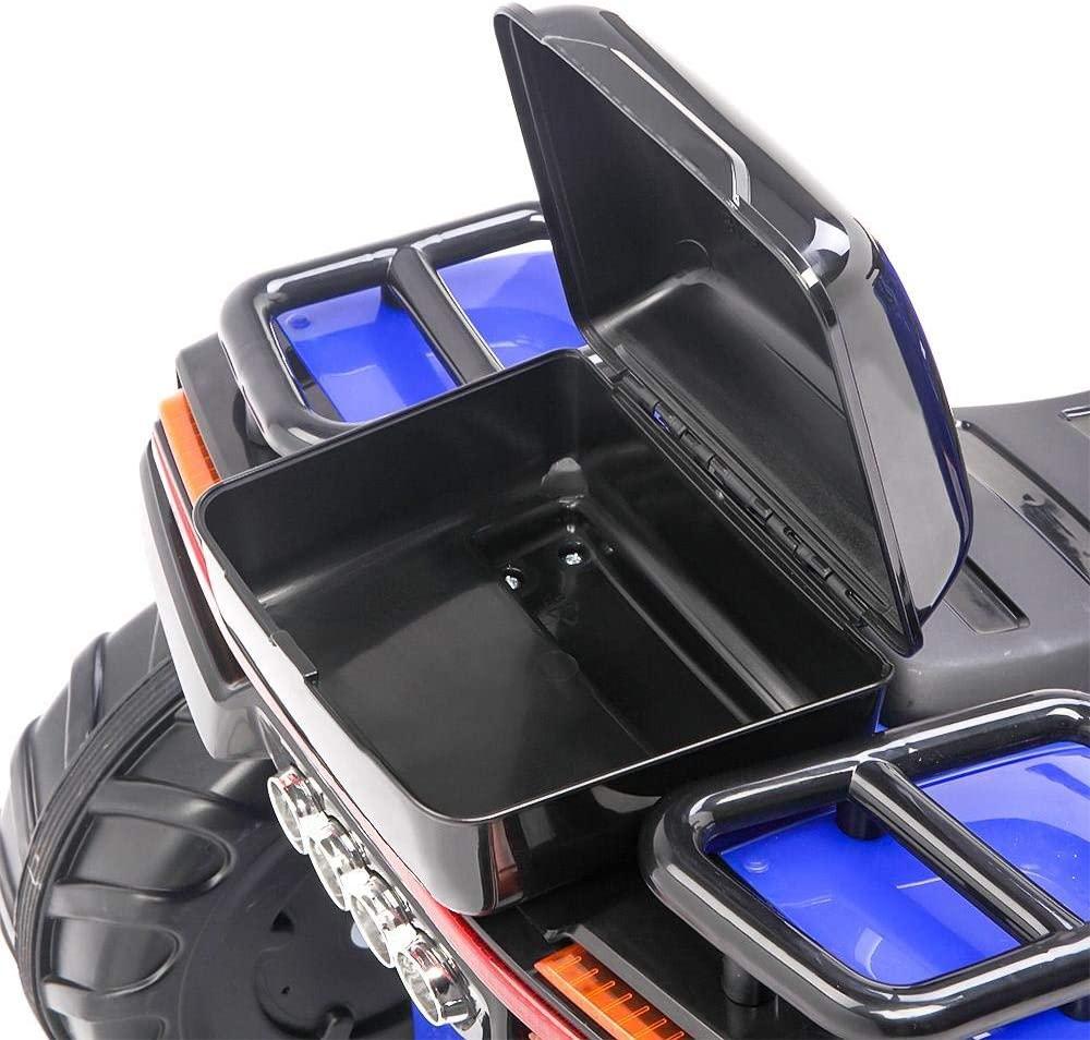 Atv electric copii Nichiduta Quad Pro Blue - 3