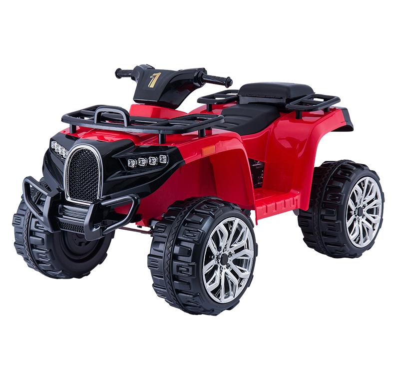 Atv electric copii Nichiduta Quad Pro Red - 6