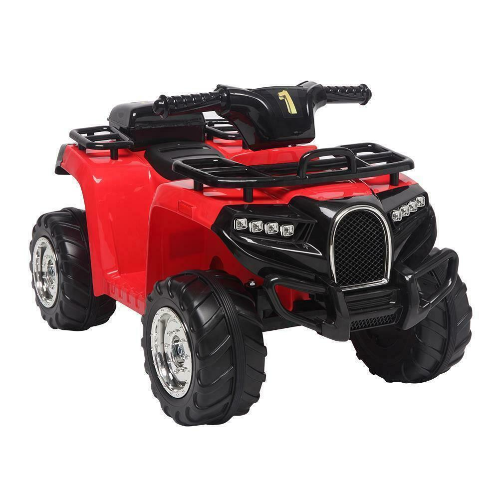 Atv electric copii Nichiduta Quad Pro Red