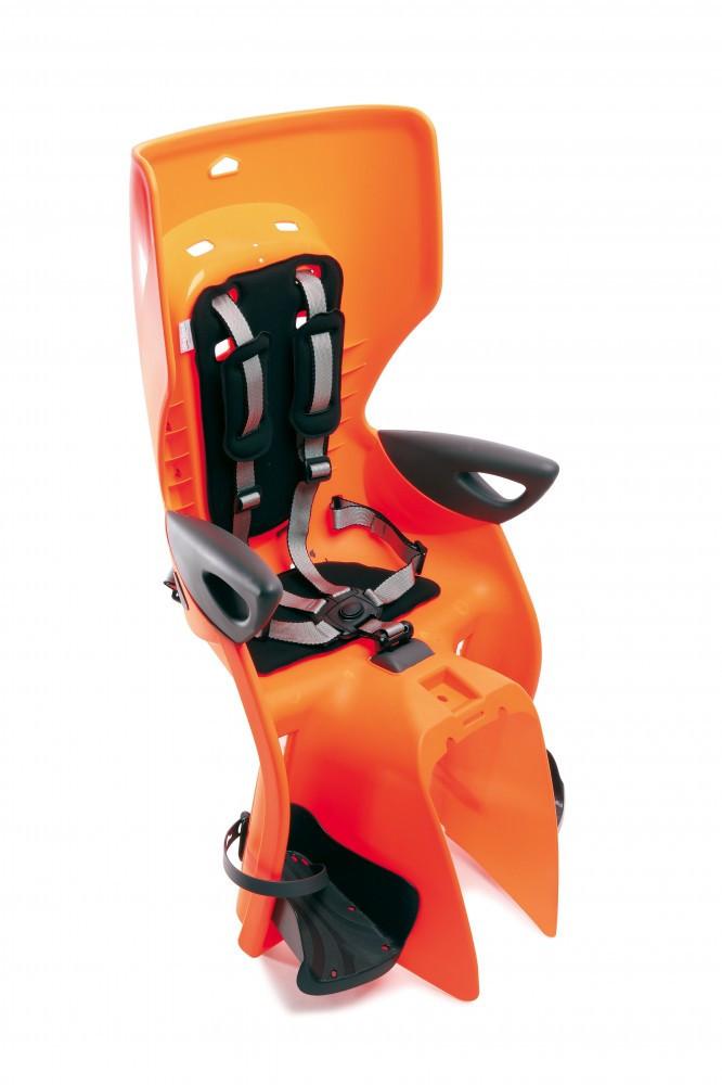 Bellelli Scaun bicicleta pentru copii Bellelli Summer Relax B-Fix orange